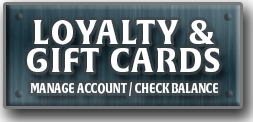 Loyalty & Gift Cards